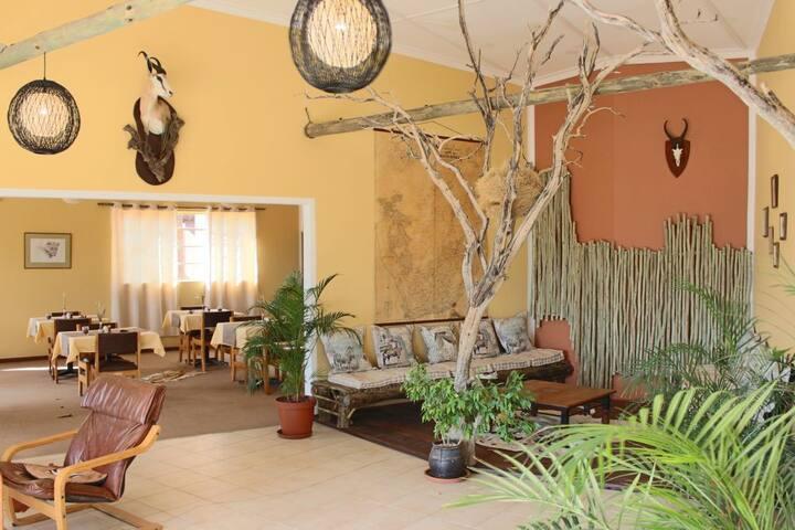 Namseb Lodge - Room 1