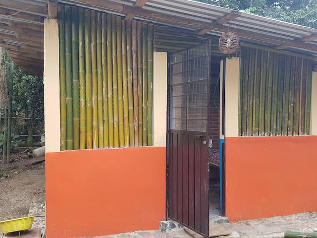 Cómoda cabaña en Cuetzalan - Hostal Majale