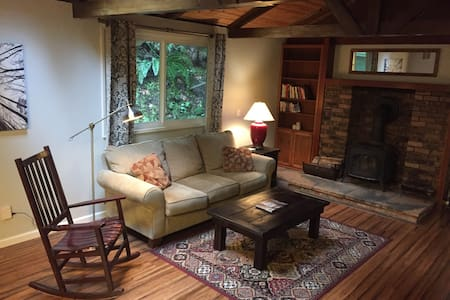 Mountain Retreat w/ Great Central Location - Scotts Valley