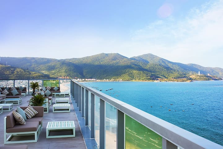 Luxury Fusion Penthouse-22th floor - Sơn Trà - Flat