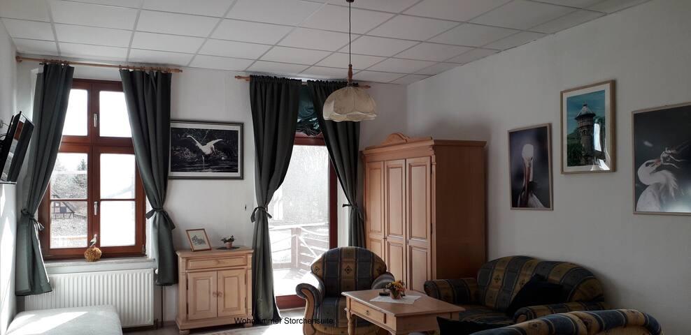 Apartment mit Sonnenterrasse