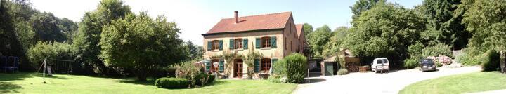 Chambre dans maison de charme, Brabant Wallon