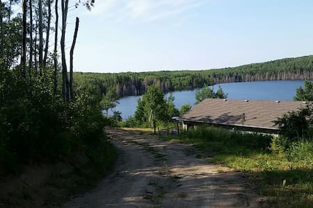 Secluded, Safe and Beautiful Lake Front Cabin
