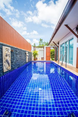 Private Pool Villa perfect for family holidays