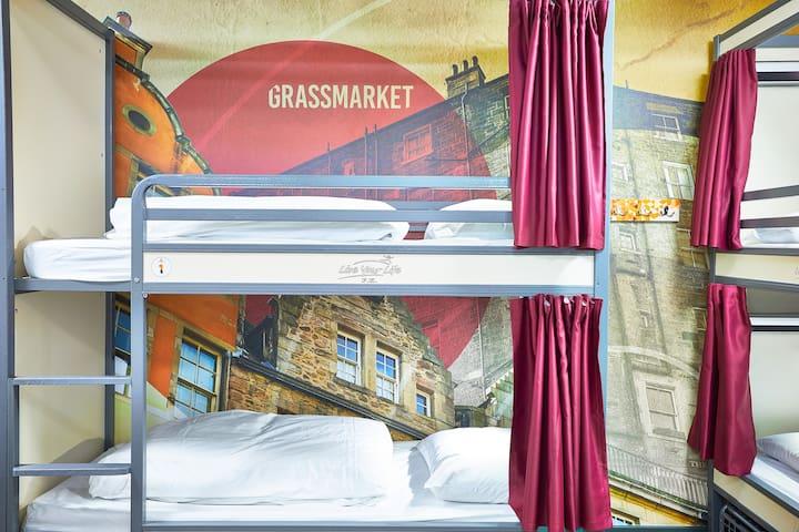 St Christopher's Inn NEW 12 Bed Dorm