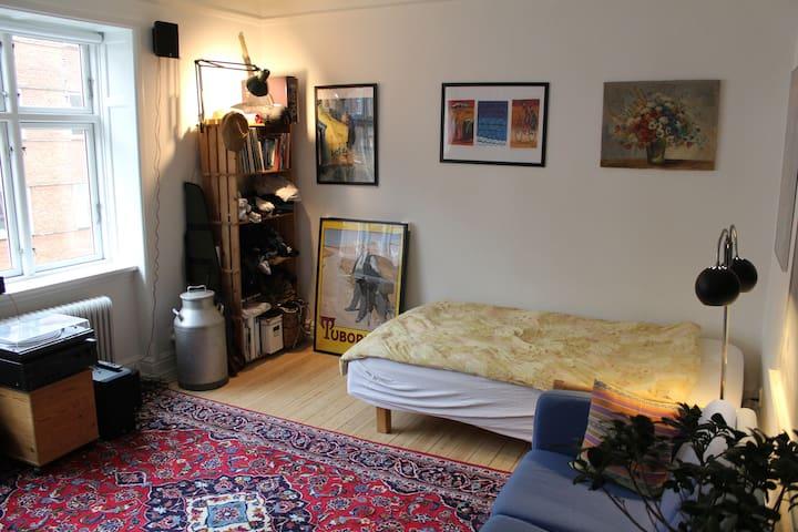 Nice and cozy room in Århus north (Trøjborg)