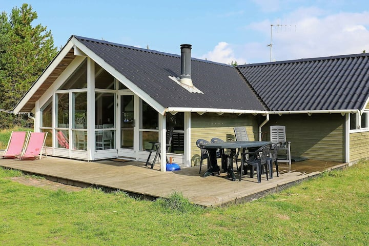 Beautiful Holiday Home in Blavand Jutland With Sauna