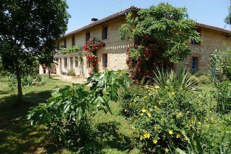 Belle maison de campagne - Montesquieu-Volvestre