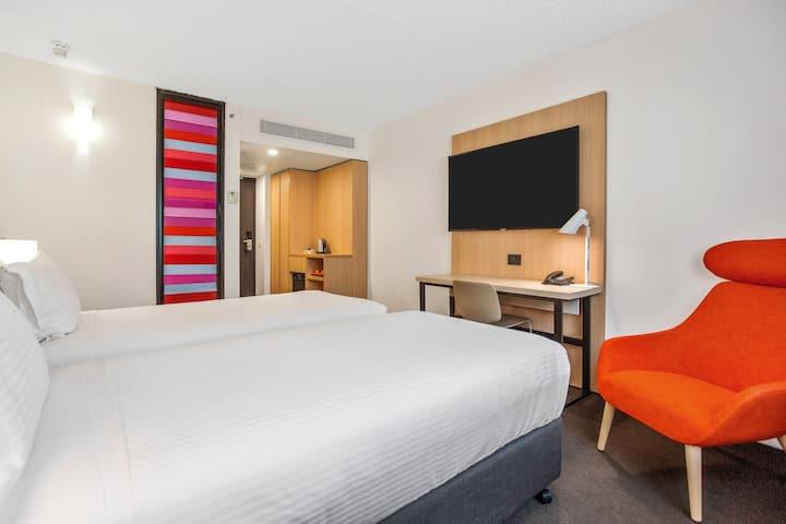 Jasper Boutique Hotel - Deluxe Twin room
