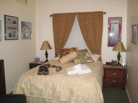 Latitude71 B and B Queen Room B