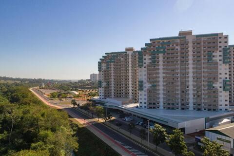 Termas Enjoy Olimpia Park Resort. Apto maravilhoso