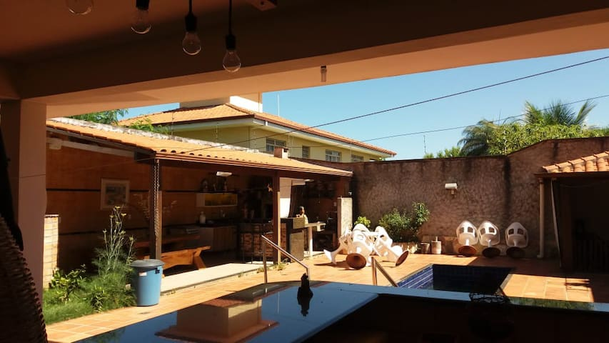 Lagoa Sta-quarto e lazer c/bom gosto e privacidade