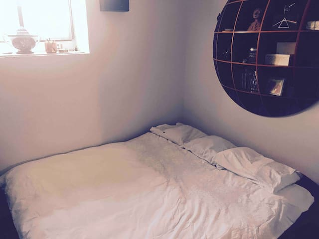 1-2 people, one room, in the city! LP-room