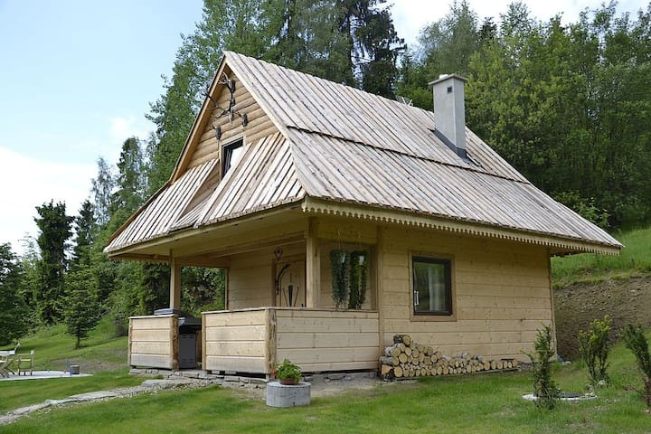 Beautiful wooden mountain hut - Nowy Targ