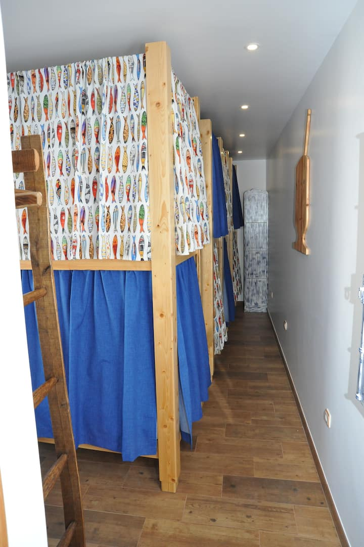 Hostel O Torneiro uma Memória Viva Cama 4