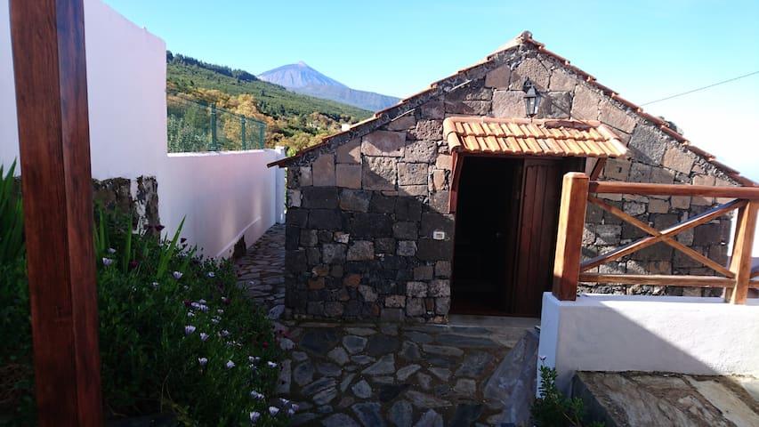 El pajar de Inés (House nº 1 + House nº 2)