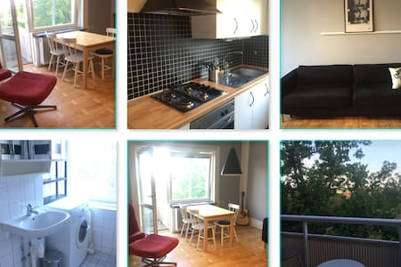 Super cosy apartment with everything you need - Stockholm