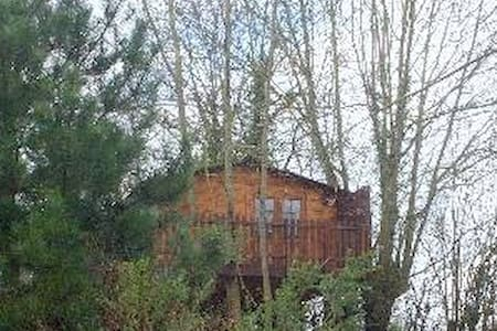 SOJAPI cabane l'écureil 2 à 3 personnes - Saint-Ouen-des-Champs