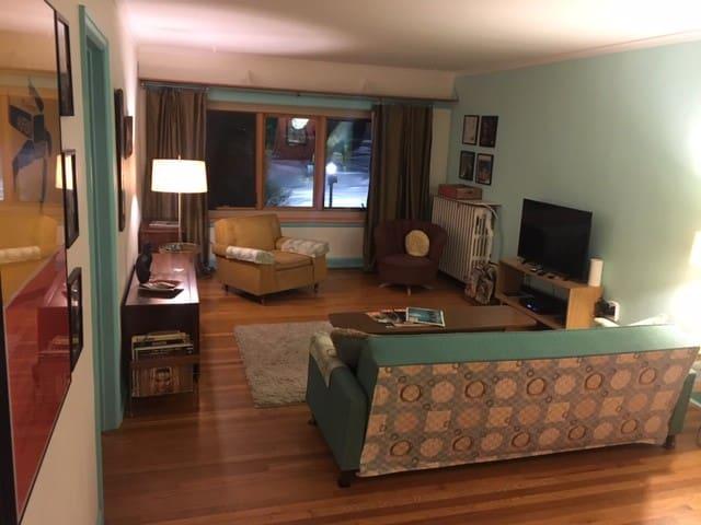 Fabulous Mid-Century 2 Bedroom Apartment