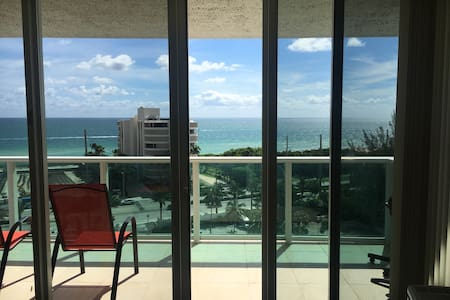 Beautiful ocean view apartment. - Sunny Isles Beach - Wohnung