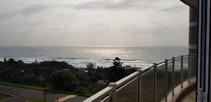 Seahorse Scottburgh - Modern apartment, Sea Views