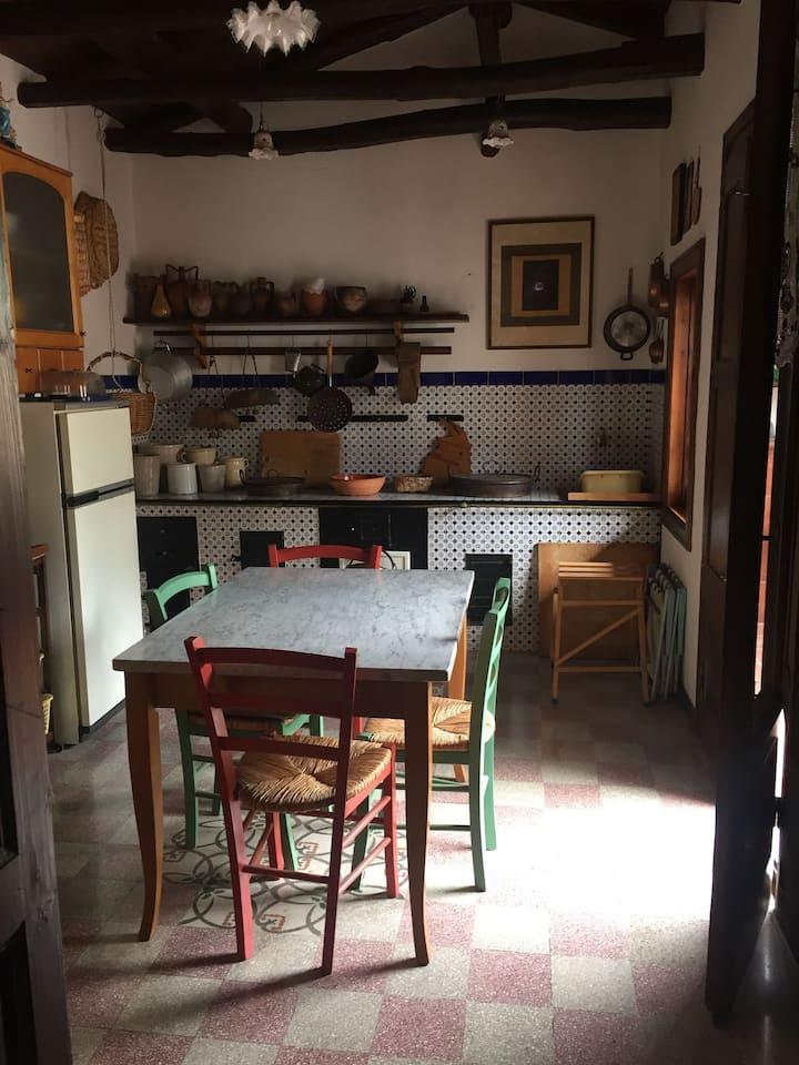 Casa con vista Bagnoli Irpino