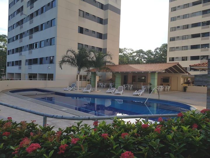 Apartamento Inteiro em Manaus prox Arena /Hemoam