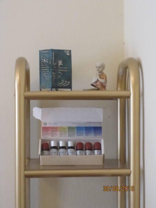 Harmonizacao dos Chacras com Aromaterapia e aromatizacao em seu quarto