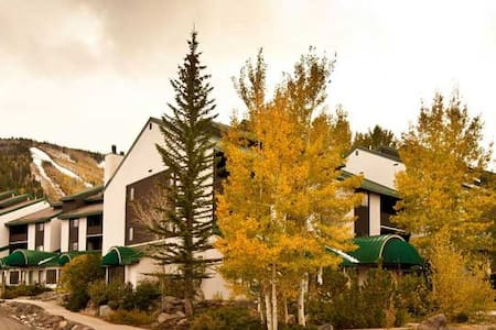 Goldenwoods Condo at Powderhorn Ski Resort Mesa,CO - Mesa - Condominium