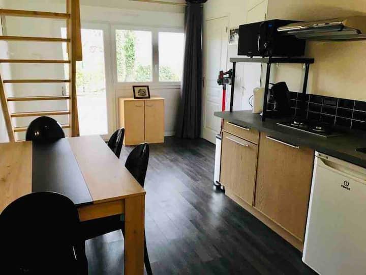 Appartement 4 personnes Champagné 72470
