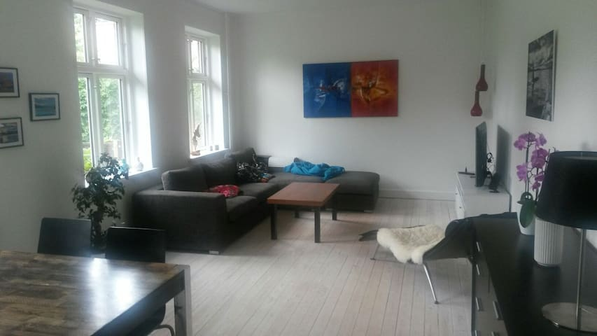 Charming renovated house from 1900 - Albertslund - Haus