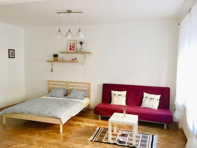 Studio near Prague Castle