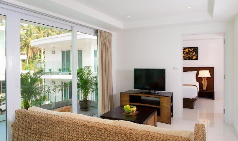 Ocean View Apartment in Kata for Triple by Shanaya