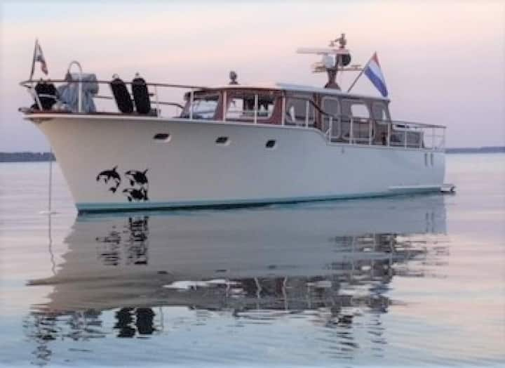 Yacht Sequana Honfleur