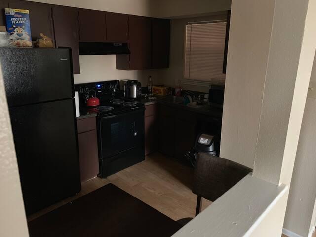 Single Apartment San Antonio Texas