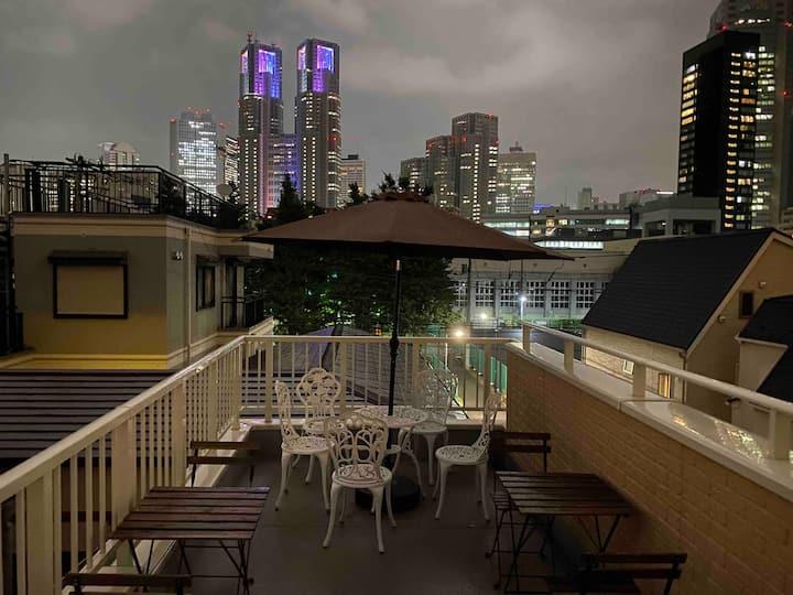Hotel EL Shinjuku 6 /301オープン記念につき50%off