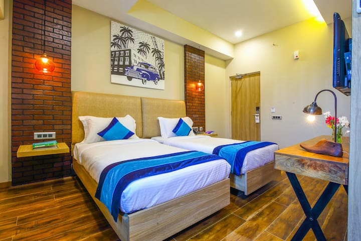 Executive Rooms in Gachibowli with Wifi