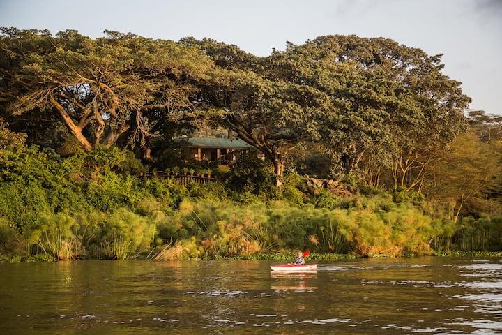 Ajabu House, Lake Naivasha