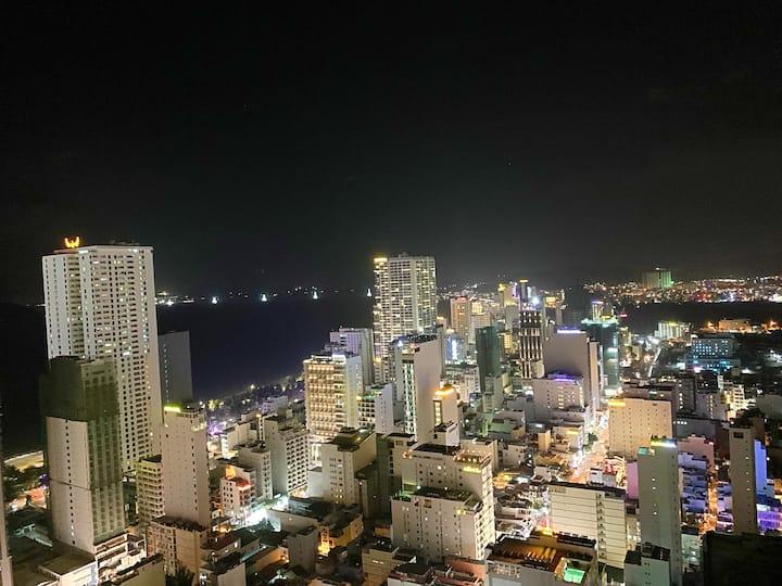 NEW! Cozy2BR@36th floor@Virgo Hotel@Lisa Le