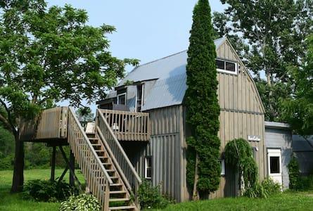 Dan's Cottage - Morrisburg - Hus
