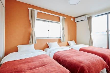 Solomon-Room3☆Shinjuku,Akihabara,Asakusa,Skytree - Kōtō-ku