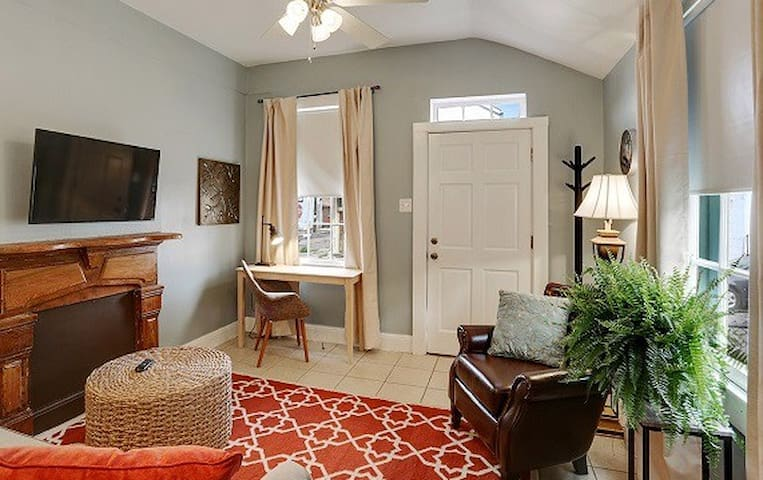Cute Bywater Apartment - New Orleans - Byt