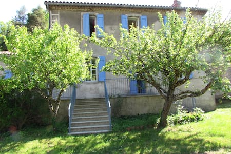 Un grand gîte situé en sud-Aveyron - Saint-Affrique