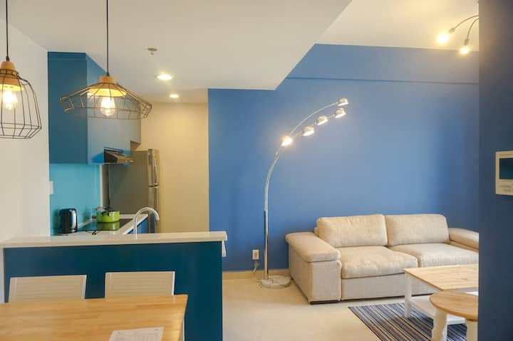 Luxurious apartment in Masteri Thao Dien