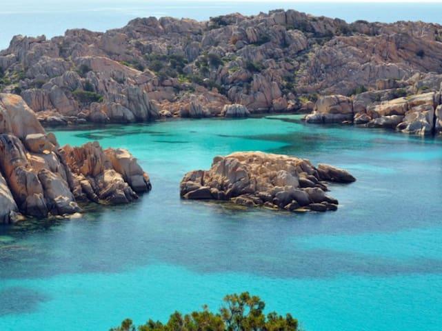 Trilocale a Costa Paradiso per 5 persone ID 354 - Costa Paradiso - Leilighet