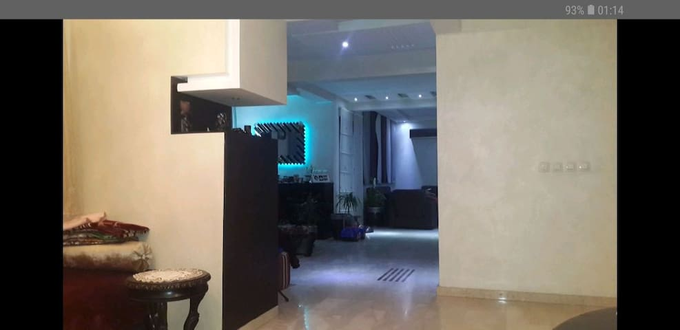 Nice Loft: Terrace-confort-Spacious-3beds-B&B-WIFI