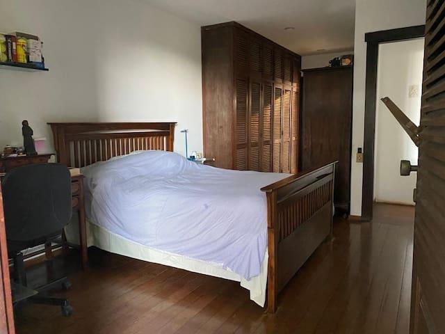 The artist's suite/ Suíte do artista