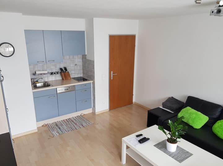 Modernes Appartement 45m² in Höchst