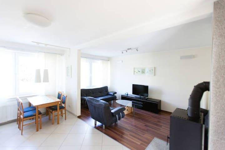 3 Zi-Wohnung für 1-4 in DO-ASSELN - Dortmund - Apartemen