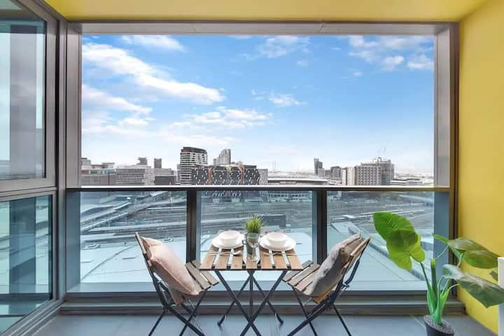 Fabulous City 2bd apartment in Melb CBD